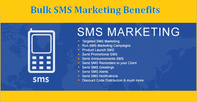 What are the advantages of bulk SMS for your business?