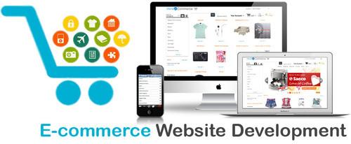 Ecommerce Website Design Bhopal